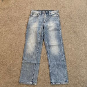 2 for $28 American Eagle Light Jeans